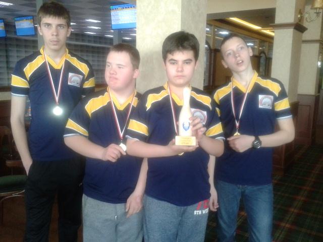 II Integracyjny Turniej Kręgli
