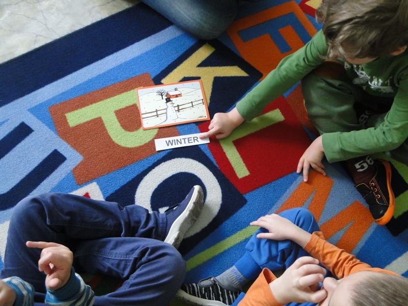 Przedszkolaki pracują na szóstkę! (gr. V)