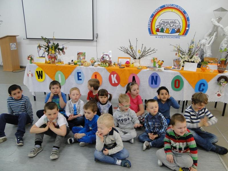 Wielkanoc w przedszkolu