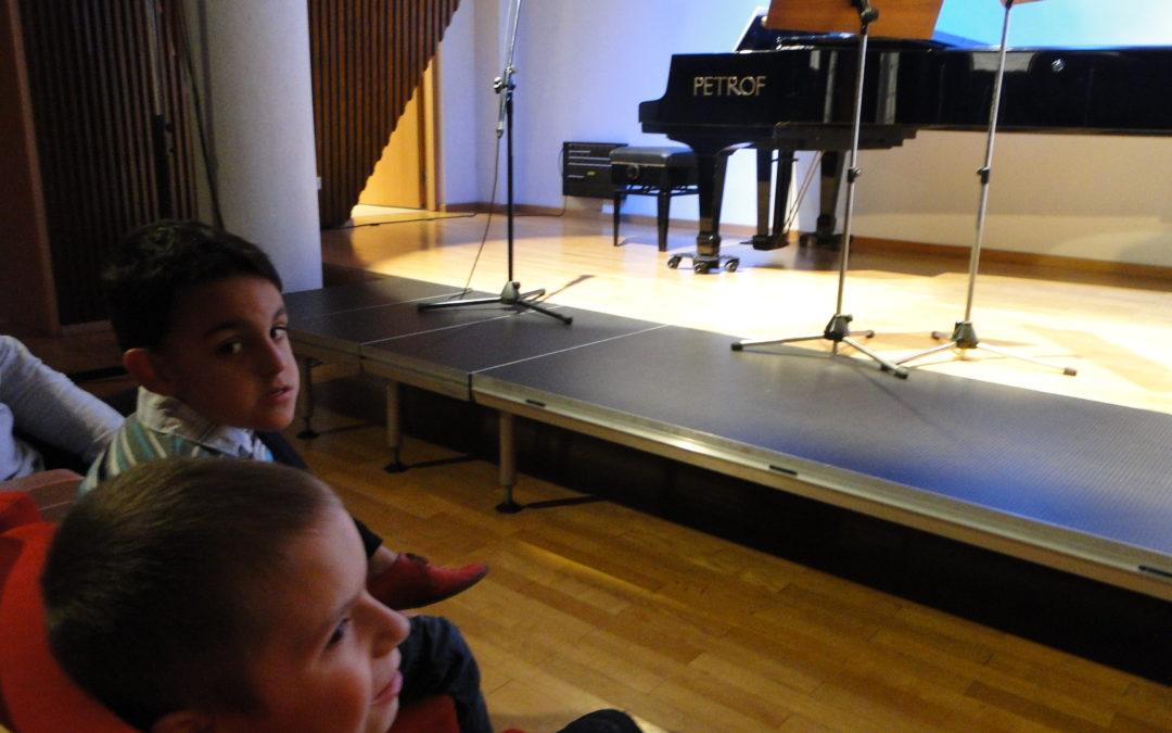 Wyjście do filharmonii