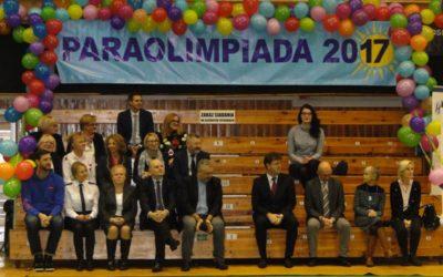 Konkurs gier i zabaw ruchowych – Paraolimpiada 2017