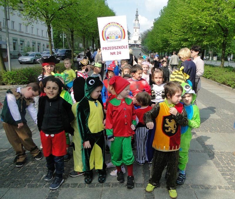 IX Parada Postaci Literackich