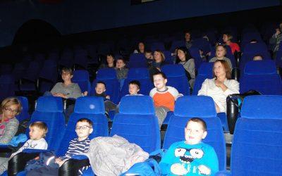 Przedszkolaki w kinie