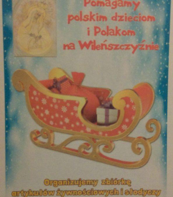 """Akcja """"Mikołaj na kresy"""""""