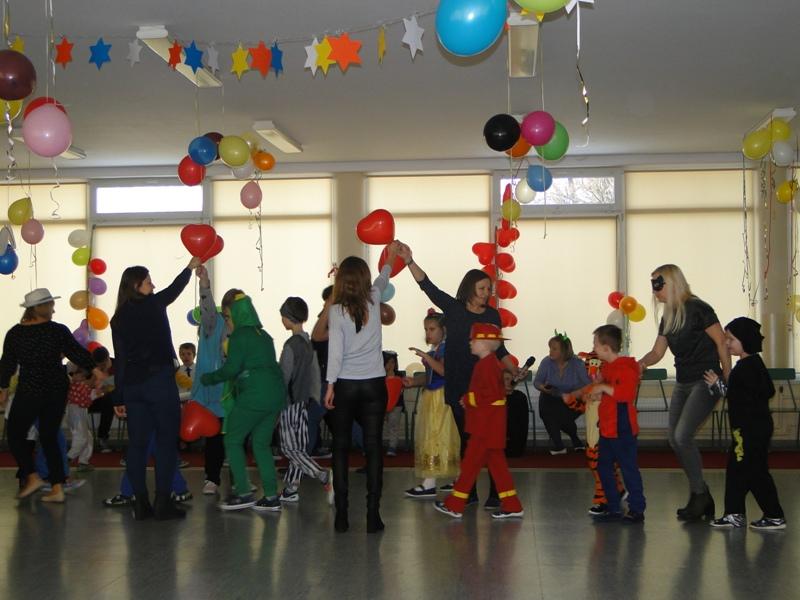 Bal karnawałowy 2019 – przedszkole i szkoła podstawowa