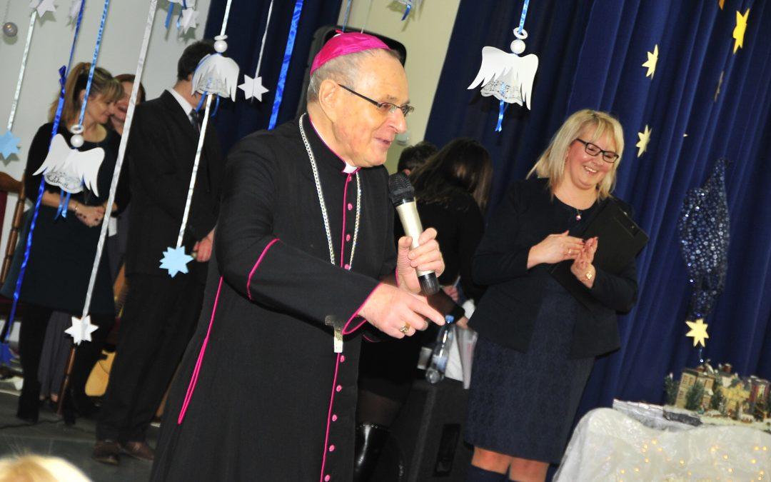 Kolędowanie z Biskupem Antonim Długoszem