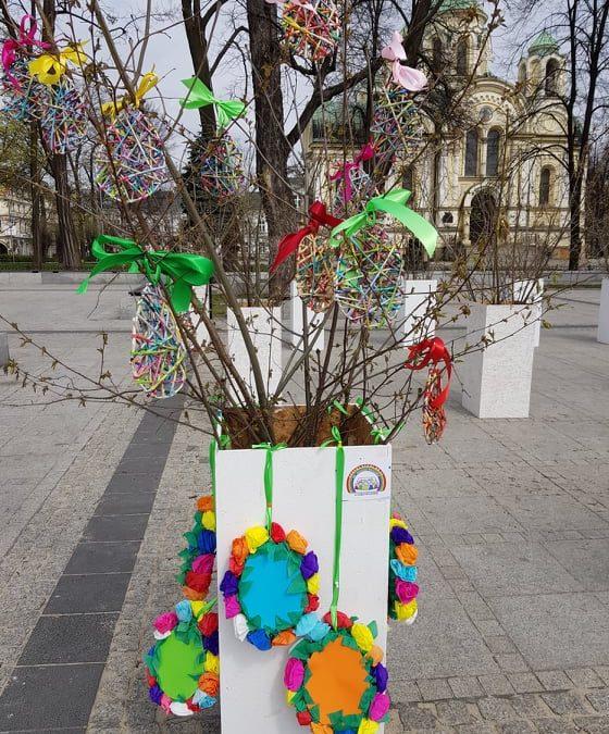 Wielkanoc na Placu Biegańskiego