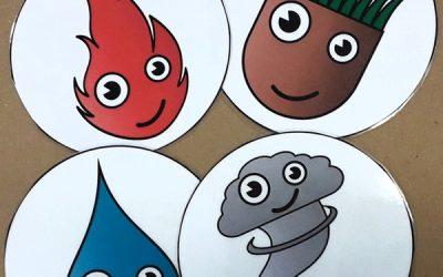 """""""Mali odkrywcy-cztery żywioły""""- innowacja pedagogiczna realizowana w przedszkolu."""