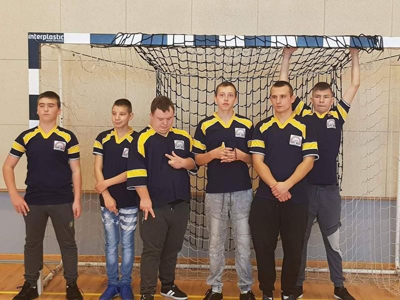 Międzyszkolny Turniej Piłki Nożnej