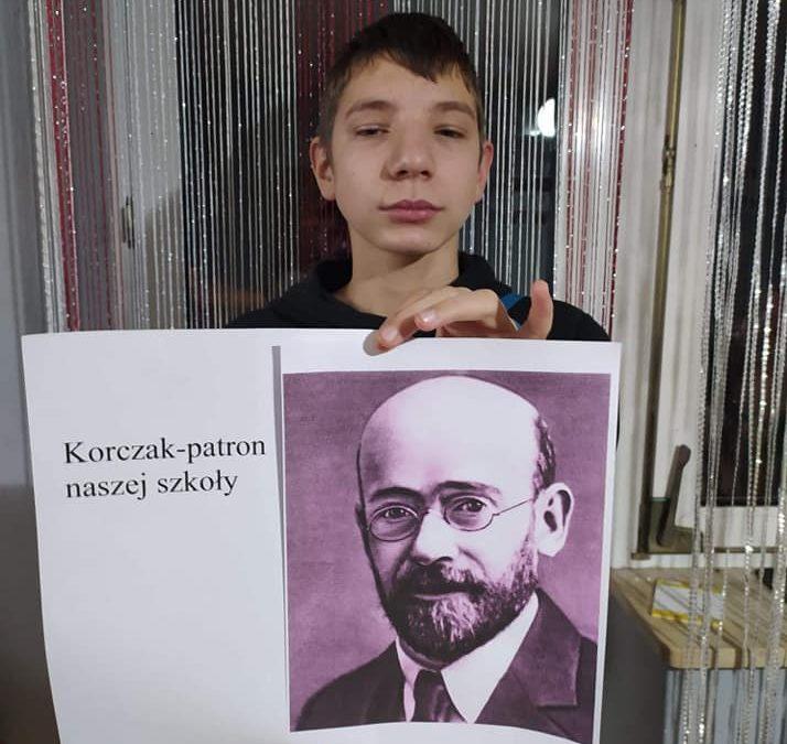 Nasz Patron – Korczak