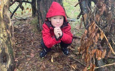 """Leśne przedszkolaki – """"Naturalnie, że natura"""""""
