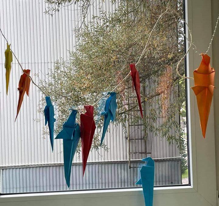 Warsztaty z origami